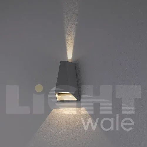 Lightwale Metal Up Down Outdoor Wall Light Narrow Wide Angle 6w Rs 990 Piece Id 20678381248