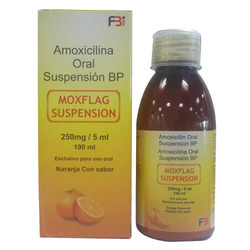 Amoxycillin Oral Suspension BP 250 mg/ 5ml