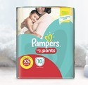 Pampers Baby Dry Pants For Newborns