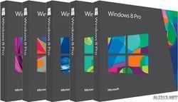 Microsoft Windows 8 Pro (Upgrade)
