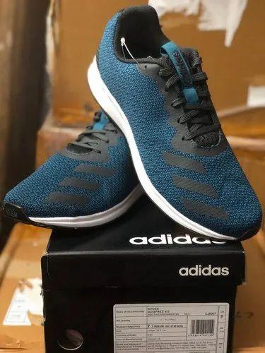 Blue Men Adidas Shoes, Model Number