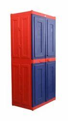 Double Door Cabinet Supreme Symphony Storage Cupboard, For Indoor Use