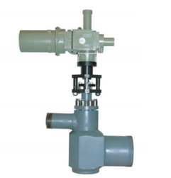 Electric High Pressure By Pass Control Valve