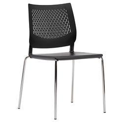 Black Restaurant Chair
