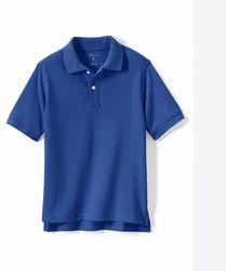 Blue School Summer T-Shirt