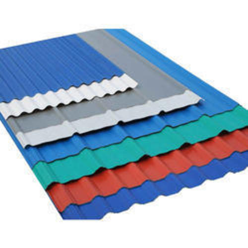Tata GI Roofing Sheets, Thickness: 0 45 Mm | ID: 11017544697