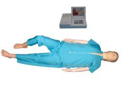 CPR Training Manikin with Monitor and Printer