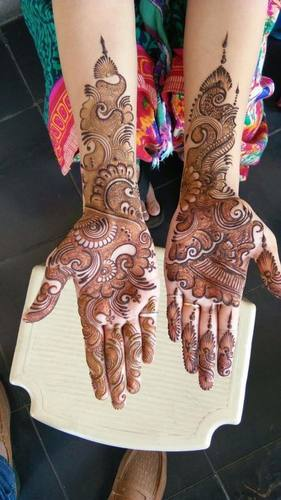 Arabic Mehndi Designs Henna Art