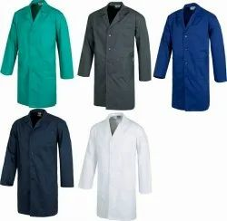 Lab Coats for food industry