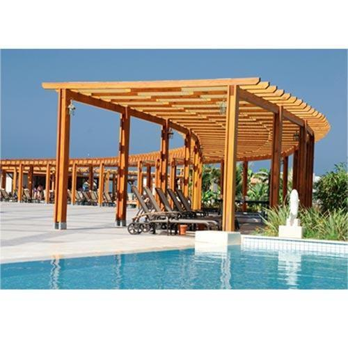 Ipe Wood Pergola At Rs 500 Square Feet