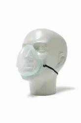 medisafe 1110 Oxygen Mask, For Hospital, Tube Length (mm): 2mtr