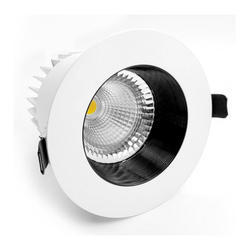 7W Steam LED Recessed COB Down Light