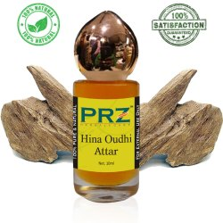 PRZ Hina Oudhi Attar Roll-On for Unisex