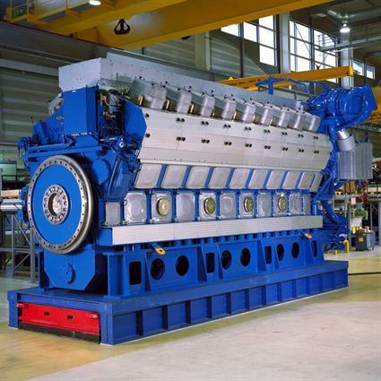 Wartsila 6l38 & 8l38 Engine - View Specifications & Details of