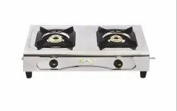 Stainless Steel Silver Laxmi Gas Stove, Model Number: Clix