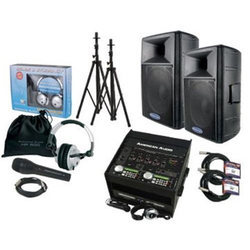 JBL DJ System, for Small Event