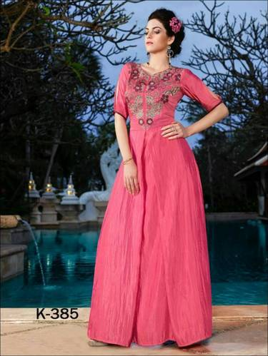 39852226bf3 Women And Girls Ethnic Designer Stitched Party Wear Gowns
