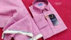 Premium Irish Linen Plain Shirt