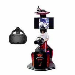 Electric VR Game Machine