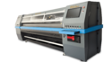 Large Format Konica Flex Printing Machine