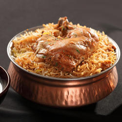 Copper Biryani Handi