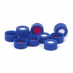 Polypropylene Blue PP Screw Caps