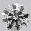 1.62ct Lab Grown Diamond CVD E VS1 Round Brilliant Cut IGI Crtified Type2A
