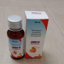Levocetrizine Montelukast Syp 60 Ml
