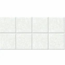 Glossy Nitco 300 x 600 mm Botanique LT Ceramic Wall Tile, Thickness: 9.50 mm