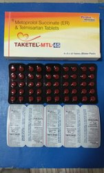 Telmisartan & Metoprolol Combination Tablets