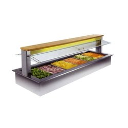 Salad Bar Counter