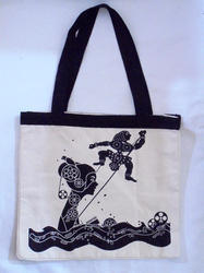 All Round Gussets Canvas Bag