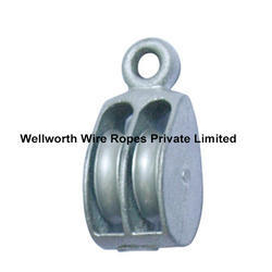 Sheave Pulley Block