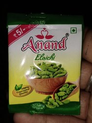 Bold Green Elachi, Packaging Type: Packet, Cardamom Size: 6 mm