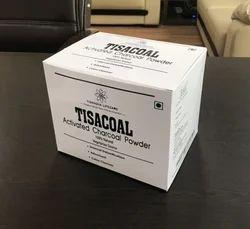 Wood Tisacoal 50gm Sachets, Packaging Size: 12 X 1 (50 Gram Sachet)
