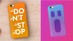 Mobile Printing Case Cover
