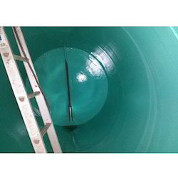 FRP Lining Raw Water Storage Tanks
