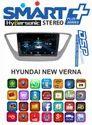 Hypersonic New Verna Stereo Multimedia System