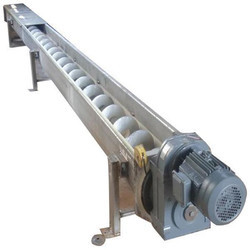 Stainless Steel Semi-Automatic Spiral Screw Conveyor