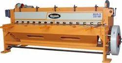 Pedal Shearing Machine