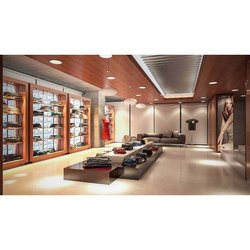 Retail Showroom Interior Designing Service