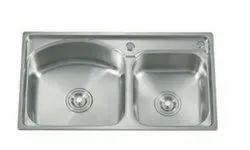 Kitchen Sink 780x430mm 1mm