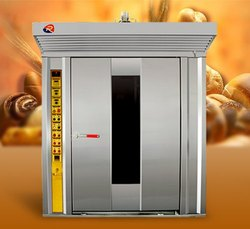 Stainless Steel Bakery Oven, Baking Capacity: 6-160 Trays