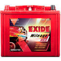 16 V Exide Mileage Car Acid Lead Battery