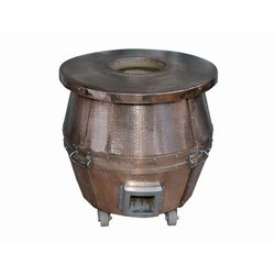 Full Copper Tandoor 36X36