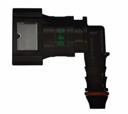 9.49-ID6-90 Degree Fuel Connector
