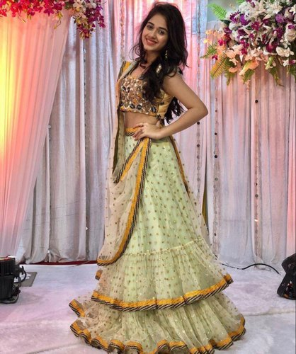 Net With Embroidery Siqvance Work Semi Stitched Livewear Ladies Wedding Designer Lehenga Size Free Size Rs 1150 Piece Id 21181578591,Living Room Small Home Interior Design India