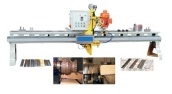 Granite and Laterite Edge Cutting and Moulding Machine