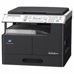 Bizhub 206 Konica Minolta Photocopy Machine