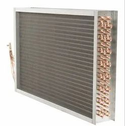 Brown & White Condensing Coil for Window & Split Air Conditioners